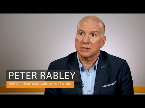 Peter Rabley: Venture Partner, Omidyar Network