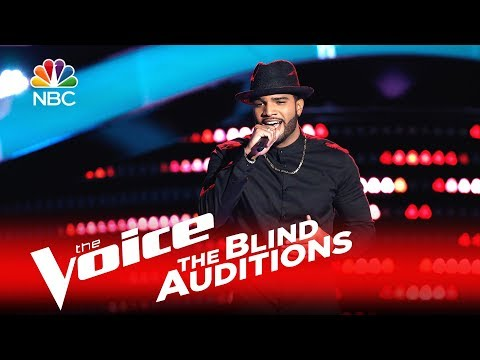 Bryan Bautista - The Hills (The Voice Blind Audition 2016)