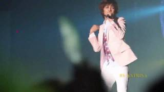 SS501 Jung Min Kiss Song by Rainbow.
