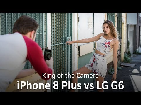 iPhone 8 Plus vs LG G6 | King of the Camera