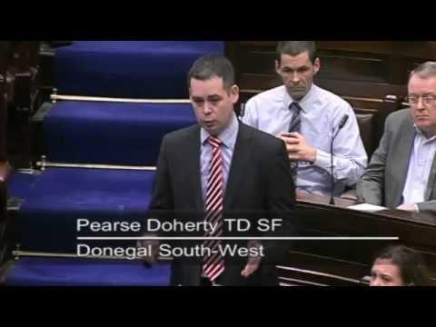 Pearse Doherty's devastating