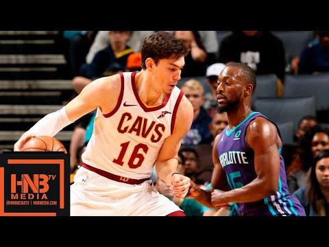 Cleveland Cavaliers vs Charlotte Hornets Full Game Highlights   11.03.2018, NBA Season