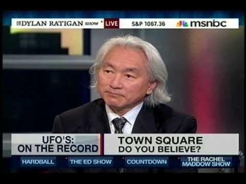 Dr. Michio Kaku: UFOs Are Real