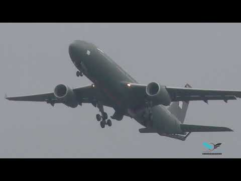 Singapore Air Force KC-30A Airbus A330 MRTT033