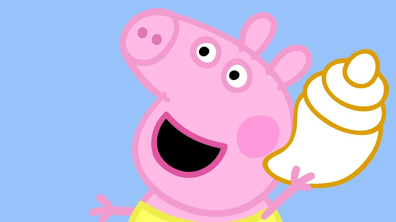 Am Strand mit Peppa ☀️ Sommer Special ☀️ Cartoons für Kinder | Peppa Wutz Neue Folgen