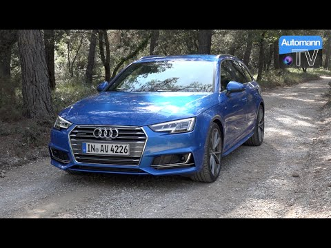 2016 audi a4 avant 3 0 tdi 272hp drive sound 60fps. Black Bedroom Furniture Sets. Home Design Ideas