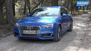 2016 Audi A4 Avant 3.0 TDI (272hp) - DRIVE & SOUND (60FPS)