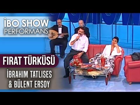 Fırat Türküsü | İbrahim Tatlıses & Bülent Ersoy | İbo Show Canlı Performans