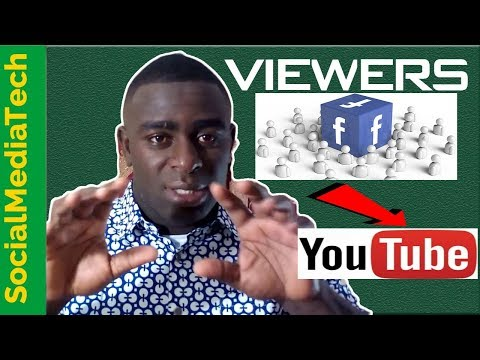 How To Best Convert Facebook Traffic To Youtube Videos Share