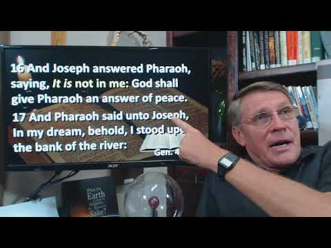 Dr. Kent Hovind 11-3-17 Gen 41 Rags to Riches in one day for Joseph