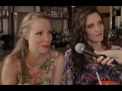 Inconvenient s w Risa: Sundaes with OITNB's Julie Lake and Emma Myles  HelloGiggles