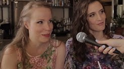 Inconvenient Interviews w/ Risa: Sundaes with OITNB's Julie Lake and Emma Myles | HelloGiggles