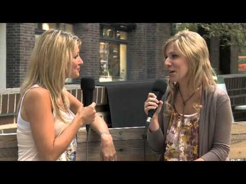 Laura Wilde Interview @ Nachtfahrt TV