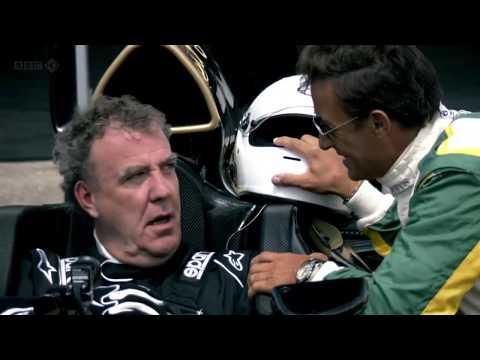 Top Gear. Джереми обделался от страха от этой машины