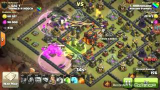 TH 10 WAR BASE WITH REPLAY