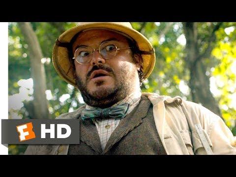 Jumanji: Welcome to the Jungle (2017) - Learning to Pee Scene (3/10)   Movieclips