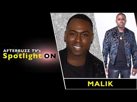 with Malik  AfterBuzz TV's Spotlight On