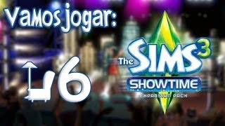 The Sims 3 Showtime Gameplay - Erick o Cantor Ep.6