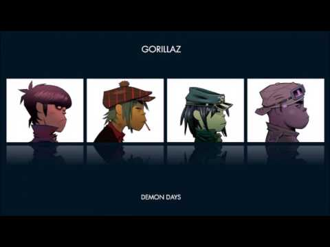 Gorillaz - Demon Days - Album