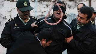 Iranian man pardoned at last minute before execution