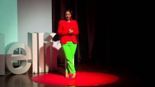 La creatividad que reemplazó una depresión | Johanna Logreira | TEDxMedellin