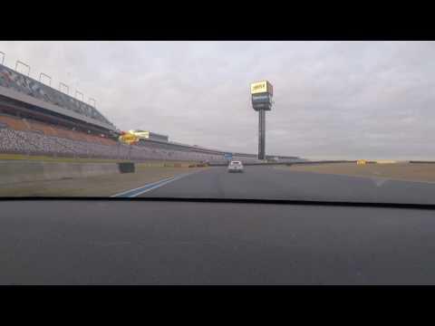 Charlotte Motor Speedway Road Course Bandoleros 1-14-17