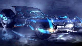 Rocket League | season mode w/ Batmobile