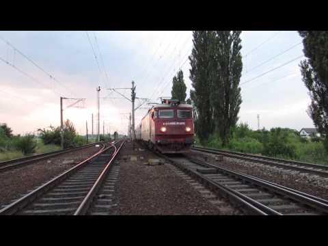 IR 12101 Curtici Fr - Giurgiu Nord Fr (Danube Express), 04.06.2016