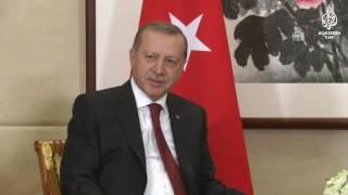 Erdogan Putin Kritik Görüşmesi Komik Anlar