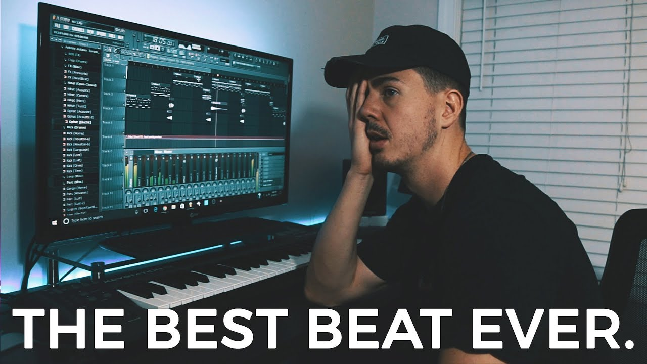 The Best Beat Ever Making A Beat From Scratch Fl Studio