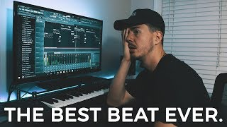 THE BEST BEAT EVER. Making a Beat from Scratch FL Studio | [EP #10] - Kyle Beats