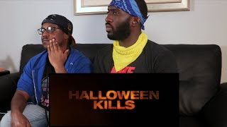 Halloween Kills TEASER Reaction