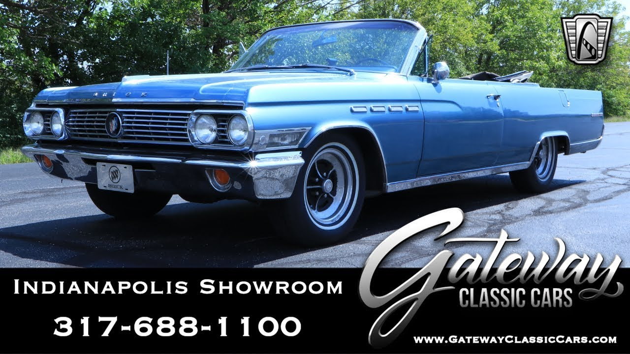 1963 Buick Electra, Gateway Classic Cars - Indianapolis #1348