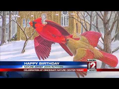 Cincinnati Nature Center celebrates local nature artist'