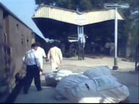 Mandi Bahauddin Railway