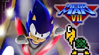 Sonic 2 - Chemical Plant Zone (Mega Man 7 Remix)
