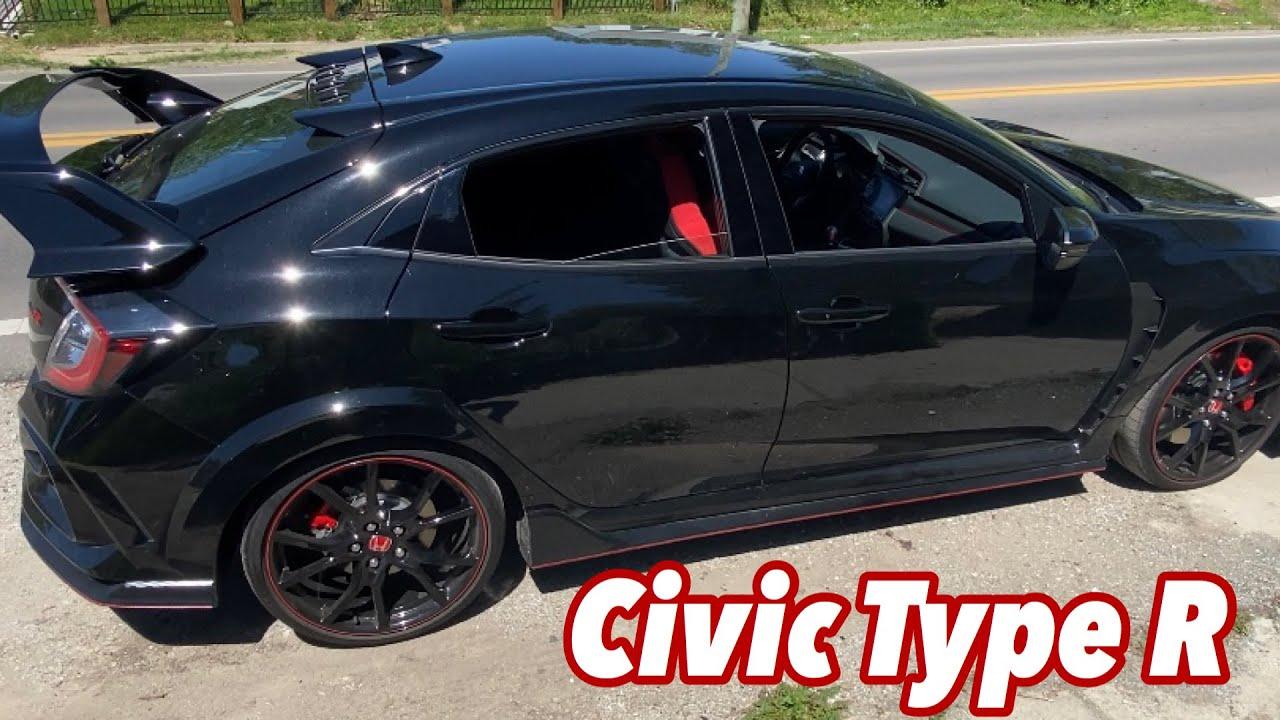2020 Honda Civic Type R Review - YouTube