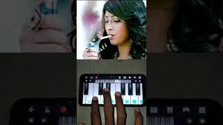 Radhika Pandit Entry BGM Tune In Mr and Mrs.Ramachari In Piano    Yash    Radhika Pandit