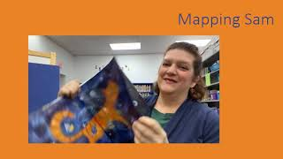 "Tuesday Tales at Home - 1/12/2021 ""Mapping Sam"""