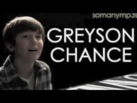 Greyson Chance-Cheyenne-Lyrics