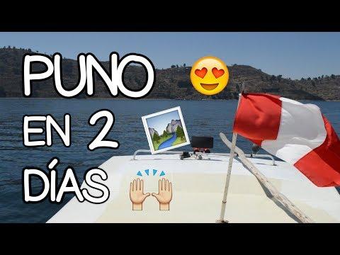 PUNO   1ra. parada ruta por Sudamérica   CURRICULUM MOCHILERO