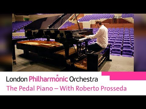 The Pedal Piano – With Roberto Prosseda