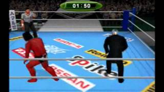 PWS(Puro Wrestling Spirit) ep 1 part 1