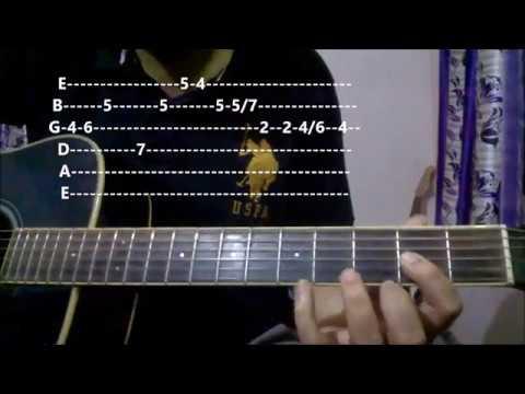 Tu Jaane Na | Atif Aslam - Kailash Kher | Unplugged Guitar Lesson