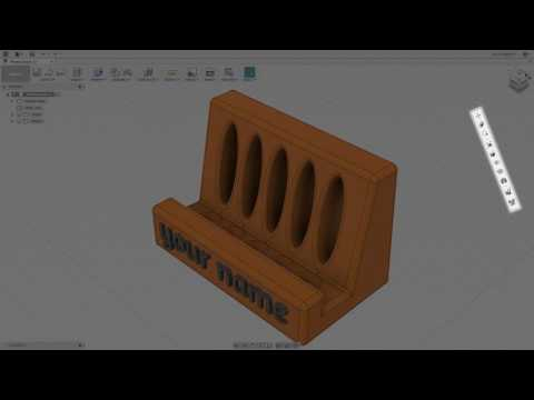 3 - Intro to Fusion Interface for 123D users
