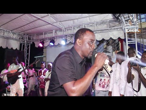 Download Zargaza Hotel   Pasuma thrills fans at the ground opening of Koko Zaria's Zargaza Int Hotel with a l