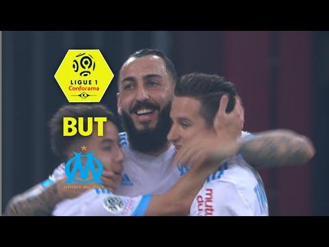 But Konstantinos MITROGLOU (18') / Olympique de Marseille - Amiens SC (2-1)  (OM-ASC)/ 2017-18
