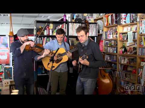 Punch Brothers Magnet at NPR Music Tiny Desk Concert
