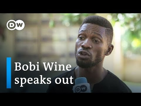 Bobi Wine says Ugandan government is keeping him from performing | DW News