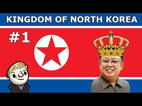 HoI4 - Modern Day - Kingdom Of North Korea - Part 1